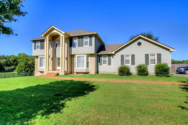 3339 Blazer Rd, Franklin, TN 37064 (MLS #RTC2136709) :: The Kelton Group