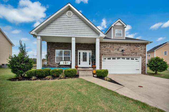 337 Ivy Bend Circle, Clarksville, TN 37043 (MLS #RTC2136730) :: Village Real Estate