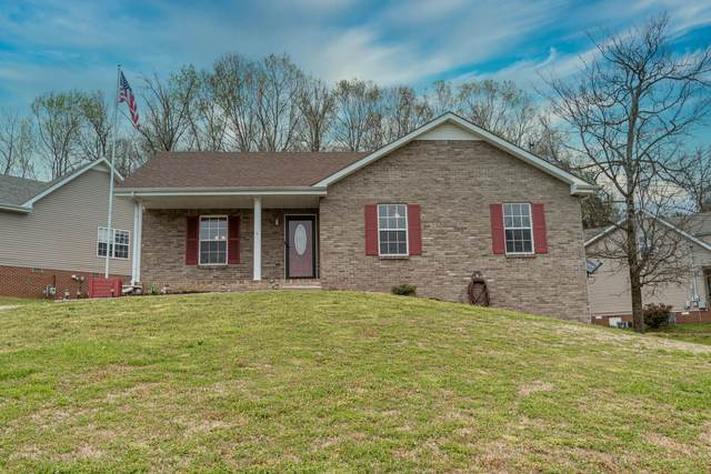 1234 Cottonwood Dr, Clarksville, TN 37040 (MLS #RTC2136747) :: FYKES Realty Group