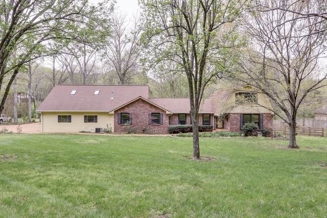 881 Holly Tree Gap Rd, Brentwood, TN 37027 (MLS #RTC2136748) :: Ashley Claire Real Estate - Benchmark Realty