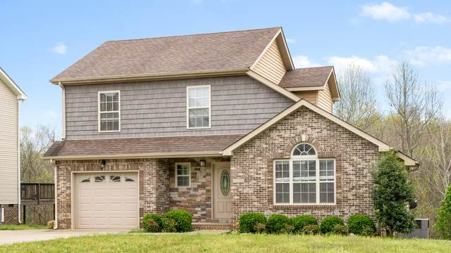 1024 Ishee Dr, Clarksville, TN 37042 (MLS #RTC2136752) :: Michelle Strong