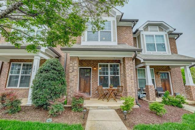 2310 Elliott Ave #502, Nashville, TN 37204 (MLS #RTC2136786) :: Ashley Claire Real Estate - Benchmark Realty
