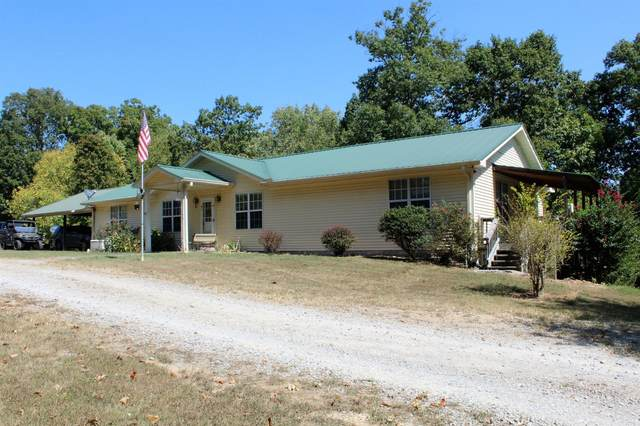 100 Lake Hill Drive, Waverly, TN 37185 (MLS #RTC2136791) :: Nashville on the Move