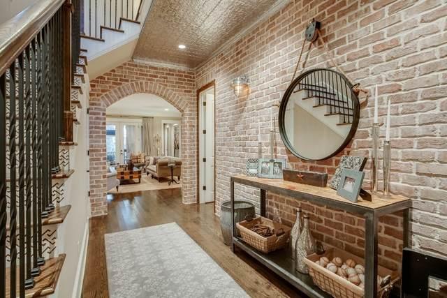 1747 Hillmont Dr, Nashville, TN 37215 (MLS #RTC2136823) :: DeSelms Real Estate
