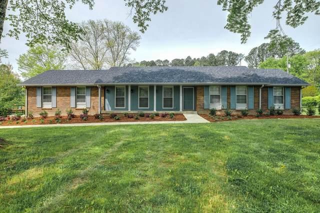 1005 Hickory Hollow Road, Nashville, TN 37221 (MLS #RTC2136850) :: The Kelton Group