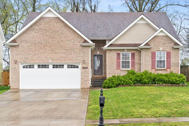 1442 Bruceton Dr, Clarksville, TN 37042 (MLS #RTC2136927) :: DeSelms Real Estate
