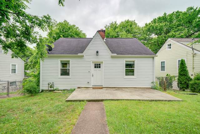 811 Horner Ave, Nashville, TN 37204 (MLS #RTC2136947) :: Ashley Claire Real Estate - Benchmark Realty