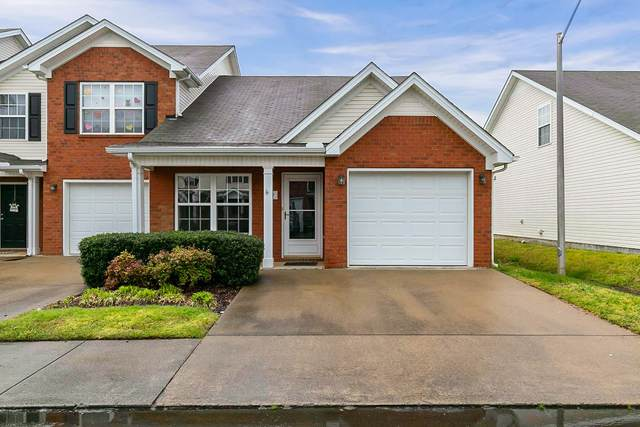 917 Sitting Bull Xing, Murfreesboro, TN 37128 (MLS #RTC2136955) :: Five Doors Network