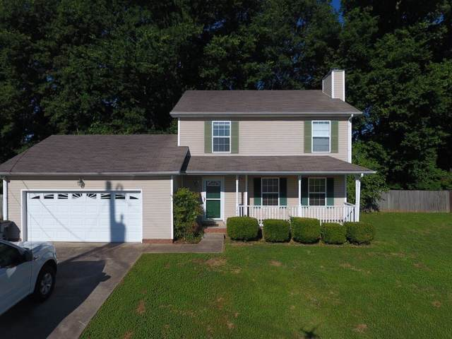 1406 Mickey Ct, Clarksville, TN 37042 (MLS #RTC2137145) :: The Group Campbell powered by Five Doors Network