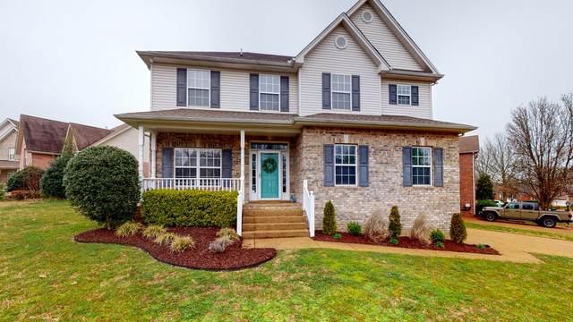 1448 Stoner Ridge, Hermitage, TN 37076 (MLS #RTC2137196) :: Village Real Estate