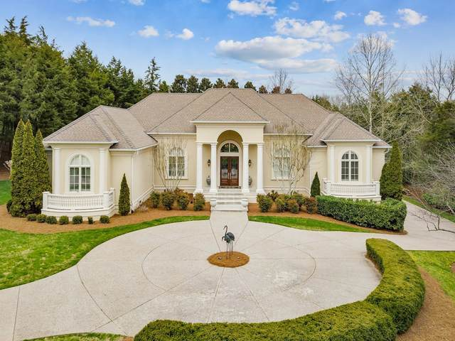 14 Bancroft Pl, Nashville, TN 37215 (MLS #RTC2137213) :: Village Real Estate