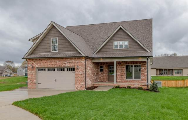 70 Gallant Ct, Clarksville, TN 37043 (MLS #RTC2137216) :: Christian Black Team