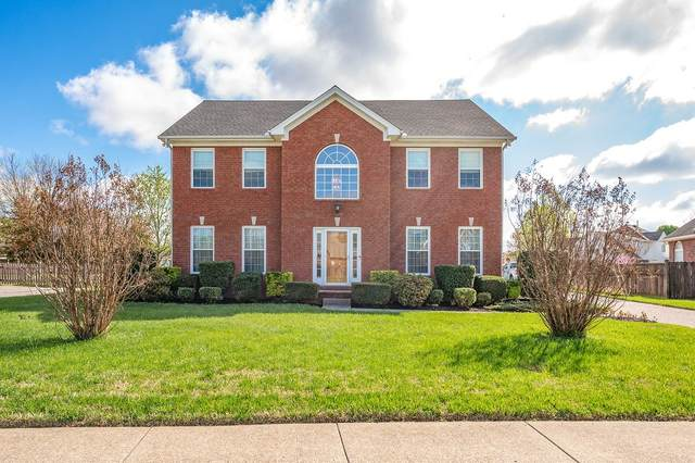 1831 Joben Dr, Murfreesboro, TN 37128 (MLS #RTC2137223) :: Cory Real Estate Services