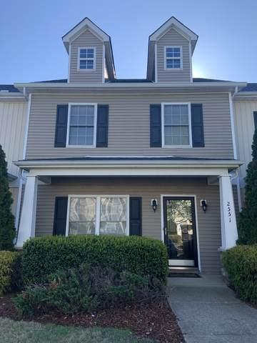 2551 New Holland Cir, Murfreesboro, TN 37128 (MLS #RTC2137245) :: Team George Weeks Real Estate