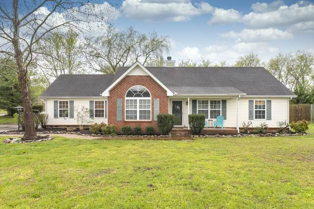 1203 Azure Way, Murfreesboro, TN 37128 (MLS #RTC2137309) :: Cory Real Estate Services