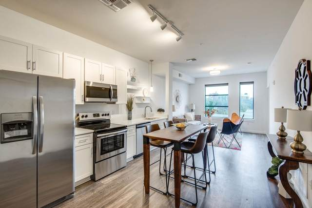 1900 12th Ave S # 205, Nashville, TN 37203 (MLS #RTC2137326) :: Nashville on the Move