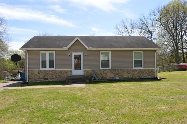 166 Evergreen Cir, Hendersonville, TN 37075 (MLS #RTC2137353) :: RE/MAX Homes And Estates