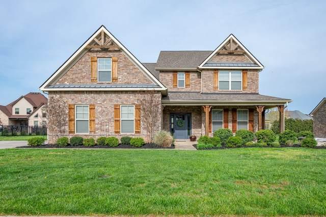 1109 Dayclear Dr, Murfreesboro, TN 37129 (MLS #RTC2137361) :: John Jones Real Estate LLC