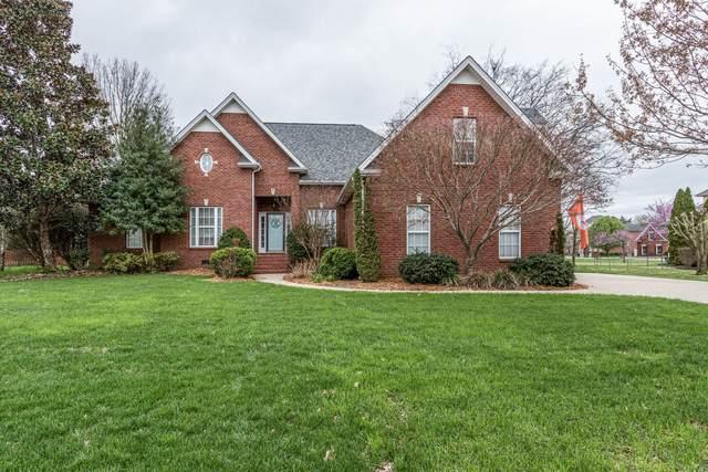 2306 Chasteen Ct, Murfreesboro, TN 37130 (MLS #RTC2137372) :: John Jones Real Estate LLC