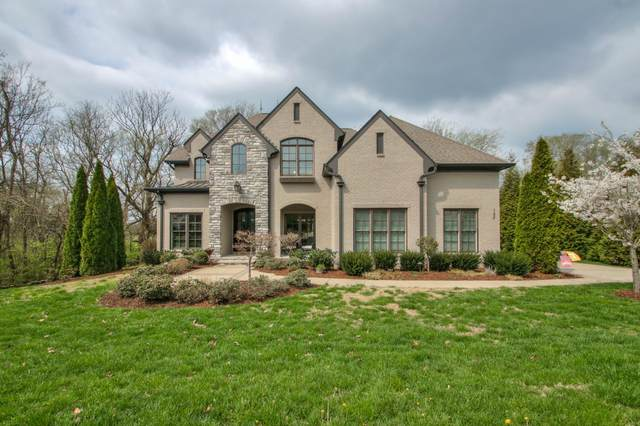 123 Patricia Lee Ct, Franklin, TN 37069 (MLS #RTC2137438) :: FYKES Realty Group