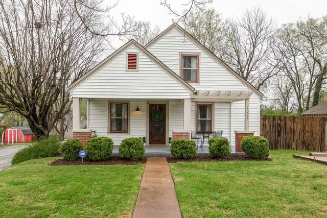 1001 Gwynn Dr, Nashville, TN 37216 (MLS #RTC2137460) :: Oak Street Group