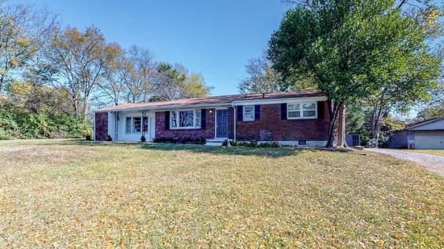 509 Vinson Dr., Nashville, TN 37217 (MLS #RTC2137471) :: Maples Realty and Auction Co.