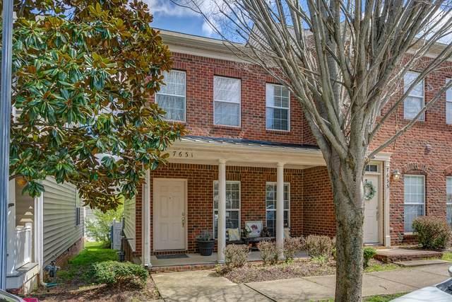 7631 Leveson Way, Nashville, TN 37211 (MLS #RTC2137519) :: Village Real Estate