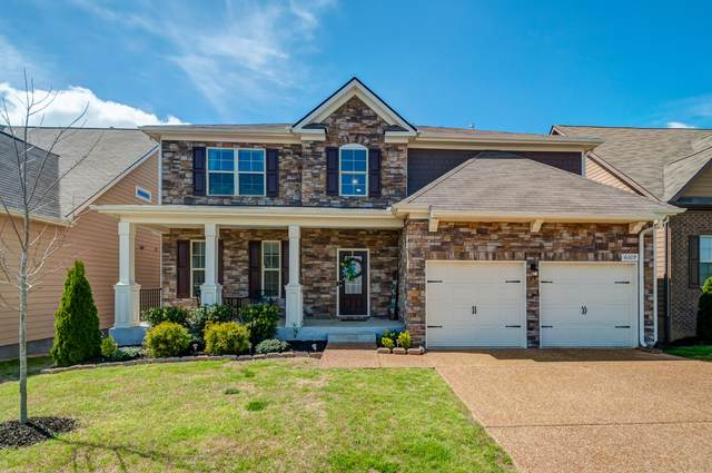 6009 Aaron Dr, Spring Hill, TN 37174 (MLS #RTC2137544) :: Village Real Estate