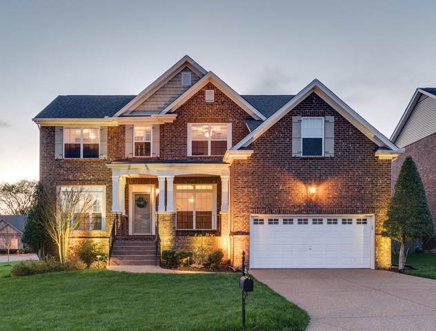 4004 Williford Way, Spring Hill, TN 37174 (MLS #RTC2137563) :: FYKES Realty Group