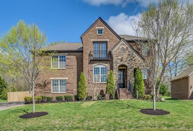 148 Sedona Woods Trail, Nolensville, TN 37135 (MLS #RTC2137570) :: FYKES Realty Group