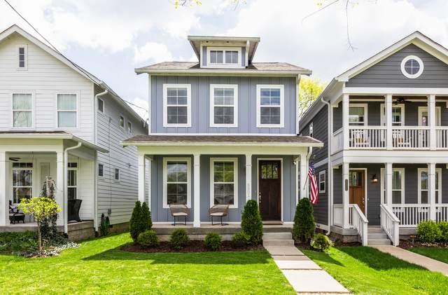 5501 Tennessee Ave, Nashville, TN 37209 (MLS #RTC2137574) :: Team George Weeks Real Estate