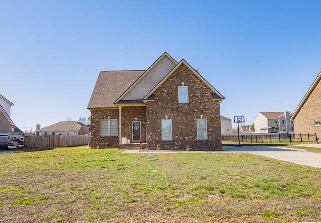 1238 Matheus Dr, Murfreesboro, TN 37128 (MLS #RTC2137576) :: Benchmark Realty
