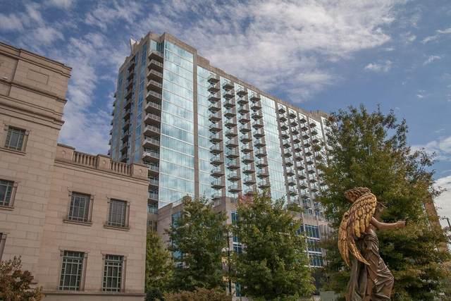 301 Demonbreun St. #810 #810, Nashville, TN 37201 (MLS #RTC2137593) :: RE/MAX Homes And Estates