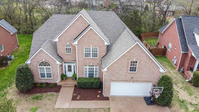 2765 Trasbin Ct, Thompsons Station, TN 37179 (MLS #RTC2137604) :: Berkshire Hathaway HomeServices Woodmont Realty