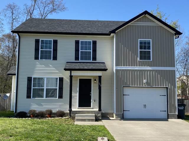 548 Magnolia Dr, Clarksville, TN 37042 (MLS #RTC2137607) :: RE/MAX Homes And Estates
