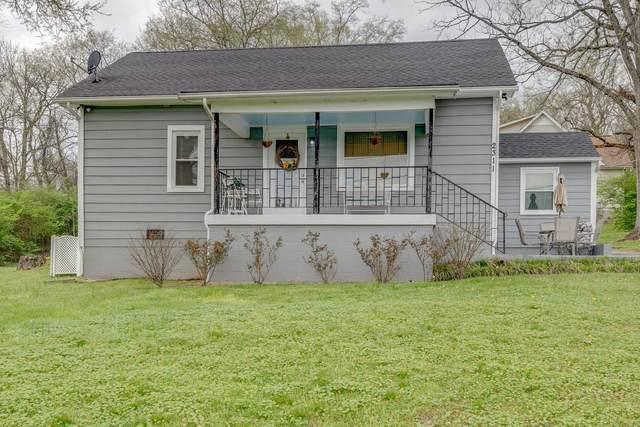 2311 Mattie St, Nashville, TN 37218 (MLS #RTC2137623) :: RE/MAX Homes And Estates