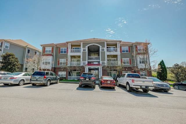 8511 Burnham Lane J-9, Antioch, TN 37013 (MLS #RTC2137674) :: RE/MAX Homes And Estates