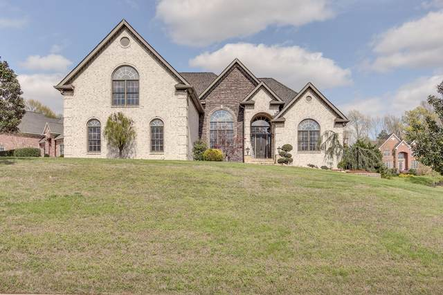 1101 Lorme Ct, Brentwood, TN 37027 (MLS #RTC2137700) :: Team Wilson Real Estate Partners