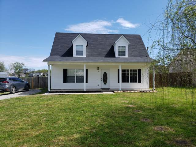 201 Eventine Dr, Shelbyville, TN 37160 (MLS #RTC2137707) :: Village Real Estate