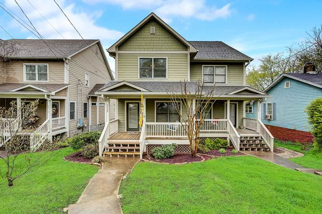3308 Elkins Ave B, Nashville, TN 37209 (MLS #RTC2137717) :: FYKES Realty Group