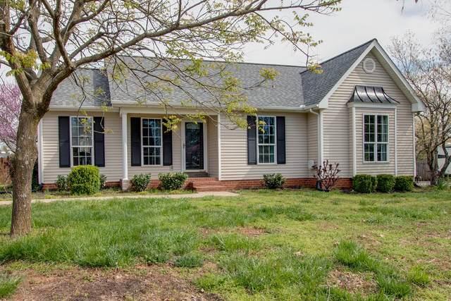 1007 Esquire Ct, Murfreesboro, TN 37130 (MLS #RTC2137723) :: John Jones Real Estate LLC