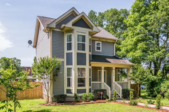 234 Treutland Ave, Nashville, TN 37207 (MLS #RTC2137754) :: Berkshire Hathaway HomeServices Woodmont Realty