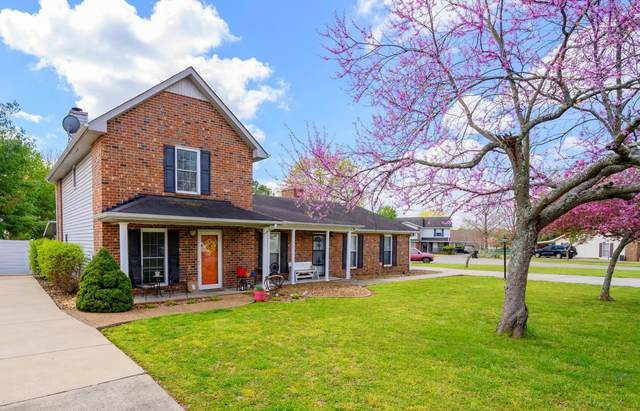615 Lilly Ln, Murfreesboro, TN 37128 (MLS #RTC2137755) :: Cory Real Estate Services