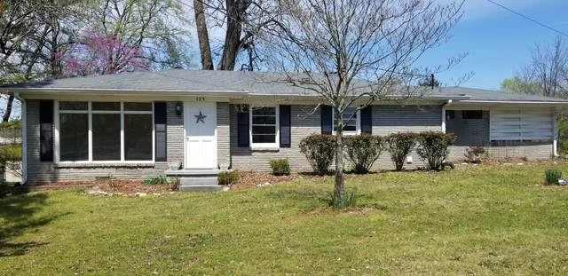 124 Bush Ave, Gallatin, TN 37066 (MLS #RTC2137801) :: Nashville on the Move