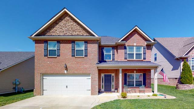 1491 Amberley Dr, Clarksville, TN 37043 (MLS #RTC2137869) :: Kimberly Harris Homes
