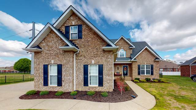 3607 Geneva Dr, Murfreesboro, TN 37128 (MLS #RTC2137914) :: Cory Real Estate Services
