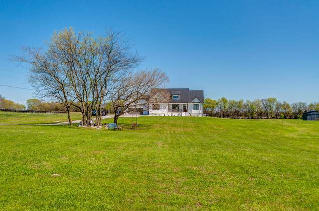 2775 Anes Station Rd, Lewisburg, TN 37091 (MLS #RTC2137920) :: John Jones Real Estate LLC