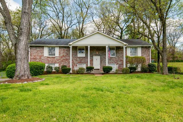 1044 Percy Warner Blvd, Nashville, TN 37205 (MLS #RTC2137923) :: John Jones Real Estate LLC