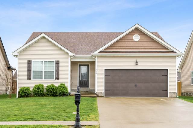 506 Falkland Cir, Clarksville, TN 37042 (MLS #RTC2137932) :: Cory Real Estate Services