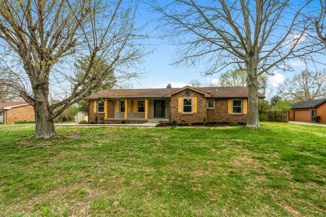206 Sam Davis Dr, Springfield, TN 37172 (MLS #RTC2137944) :: John Jones Real Estate LLC